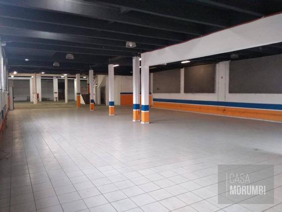 Galpão Para Locação De 1100 Metros E 12 Vagas, Em Avenida João Dias - Ga0048