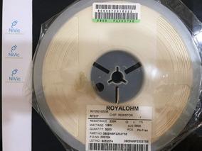 Resistor 220k Smd 0805 (rolo C/ 5000pçs)