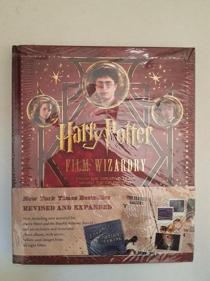 Livro Harry Potter: A Magia Do Cinema Ed Revisada/expandida