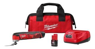 2426-22 Multi Tool 12 Volts C/5 Accesorios Milwaukee