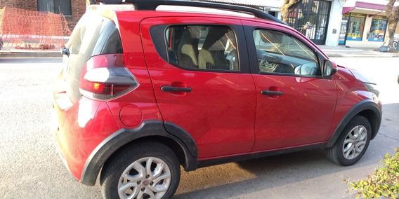 Fiat Mobi 2018 1.0 Way