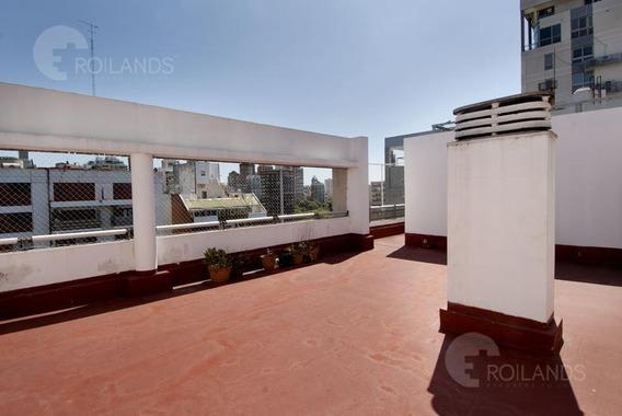 Alquiler Departamento 4 Ambientes Duplex Balcón Y Terraza Propia Amenities - Belgrano Barrancas