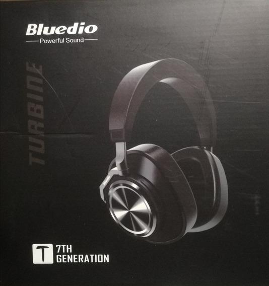 Fone De Ouvido Bluedio T7 Turbine Bluetooth 5.0