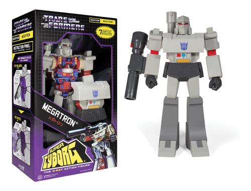 Super Cyborg: Transformers - Megatron - Super 7