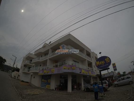 Adriano Carpes Imóveis, Vende Apartamento Em No Centro De Penha, Sc Com 02 Quartos Sendo 01 Suíte. - 1528