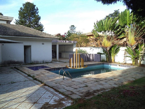 Casa Com 4 Dormitórios, 577 M² - Venda Por R$ 3.830.000,00 Ou Aluguel Por R$ 20.000,00/mês - Alphaville 0 - Barueri/sp - Ca1331