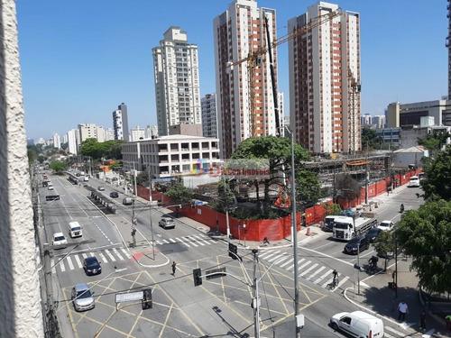 Apartamento À Venda Proximo Ao Metrô, 86 M² Por R$ 440.000,00 2 Dormitórios!!! - Di252