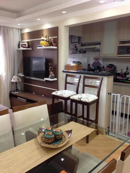 Apartamento Com 2 Dormitórios À Venda, 47 M² Por R$ 200.000 - Portais (polvilho) - Cajamar/sp - Ap2604