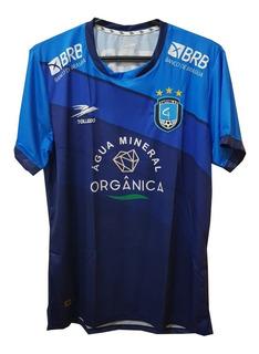 Camisa Tolledo Sports Capital Cf Ii 2020 Distrito Federal
