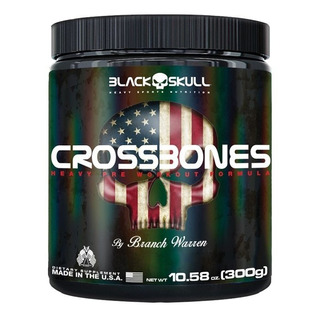 Crossbone 300g Agressive Green Apple