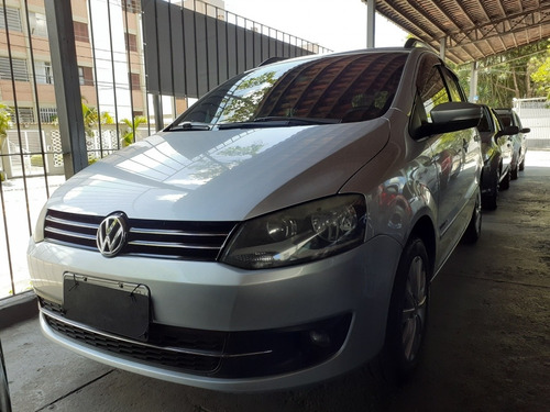Volkswagen Spacefox 1.6 Sportline Total Flex I-motion 5p