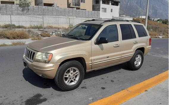 Grand Cherokee Limited 4x4 Mex. Cuadratrack 2011 Color Arena