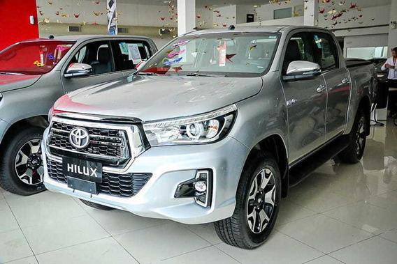 Toyota Hilux Cd Dsl 4x4 Srx At 20/20
