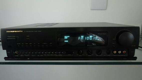 Pre Marfantz Av 600 + Amplificador Nashville Na 2200 Pro