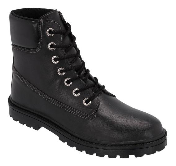 Bota Masculina Sapato Coturno Casual Khaata Ref:10.005