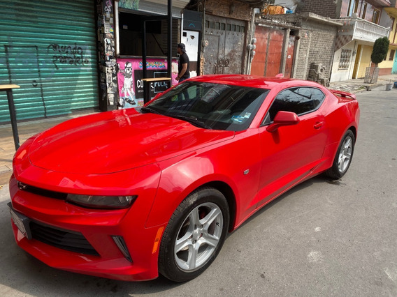 Chevrolet Camaro Lt 4 Cil 2.0 Turbo