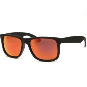 bfc7f2d32 Ray Ban Wayfarer Vermelha Lente - Óculos no Mercado Livre Brasil