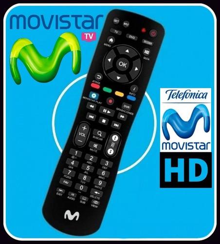 Control Remoto Movstar Tv Todos Los Decos Hd Y Sd Amper