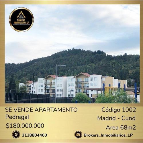 Imagen 1 de 14 de Se Vende Apartamento Pedregal Madrid