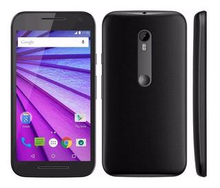 Motorola Motog 3ª Gen Xt1541 1sim 5.0 8gb 4g Lte + Regalo