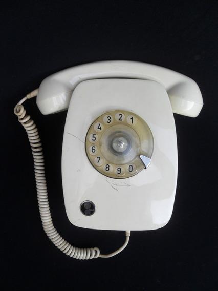 Antiguo Telefono De Pared Retro Vintage Decoracion Entel