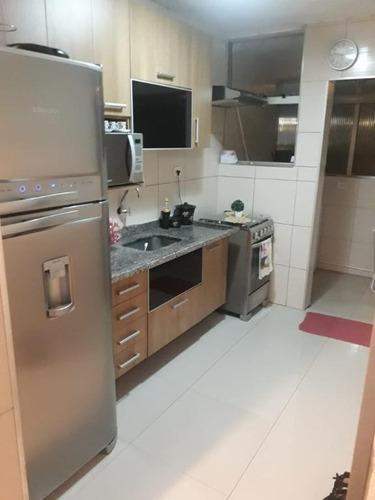 Imagem 1 de 14 de Apartamento Residencial À Venda, Vila Sílvia, São Paulo. - Ap1968