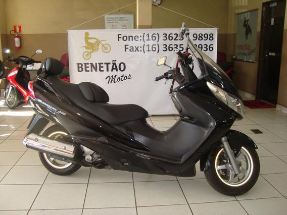 Suzuki Burgman 400 Preto 2008