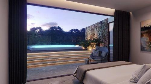 Exclusivo Penthouse En Venta En Tulum Con Alberca Privada