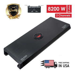 Gravity New 2 Channels 8200 W Amp Class A