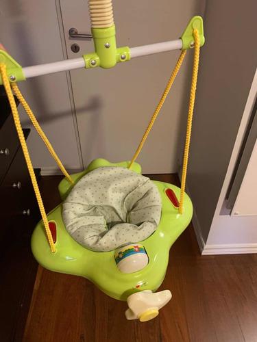 Imagen 1 de 7 de Hamaca Jumper Saltarín Para Bebé