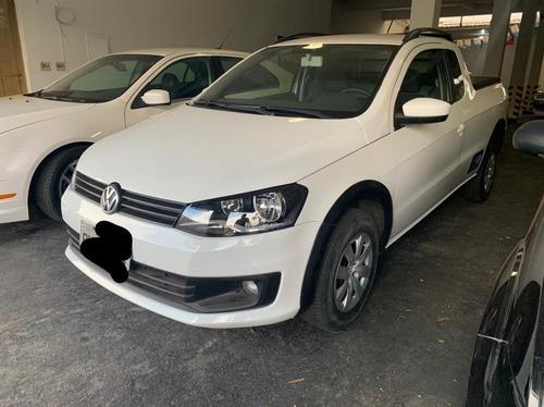 Imagem 1 de 5 de Volkswagen Saveiro 2014 1.6 Cab. Estendida Total Flex 2p