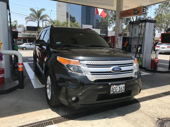 Vendo Impecable Ford Explorer 2013 (entregada En 2015) Full