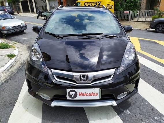 Honda Fit 1.5 Twist Automatico 2013 - F7 Veículos