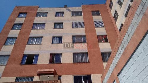 Imagem 1 de 20 de Apartamento Com 3 Dormitórios À Venda, 54 M² Por R$ 165.000,00 - Guaianazes - São Paulo/sp - Ap6520