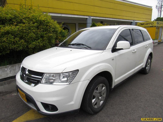 Dodge Journey Se 2.4 Automatica 5 Psj 4x2