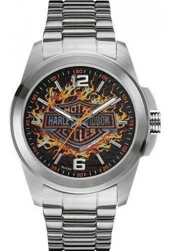Relógio Harley-davidson