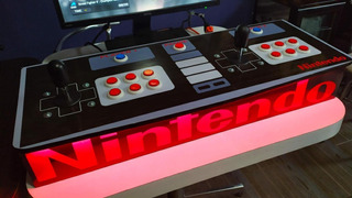 Oferta Tablero Arcade Led Sin Sistema