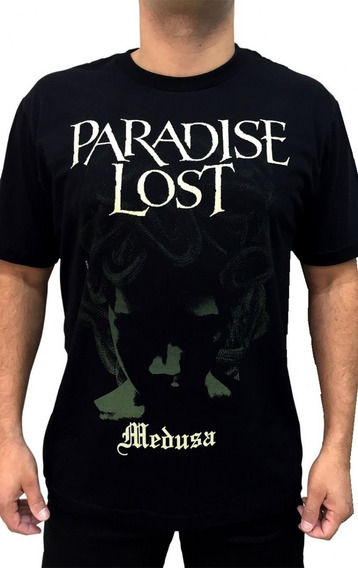 Camiseta Consulado Do Rock E1328 Paradise Lost Camisa Banda