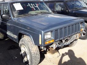 Desarmo Partes Cherokee Sport 99 Xj 4x4 Motor 4.0