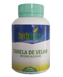 Suplemento Canela De Velho Herblight 180 Comp 600mg
