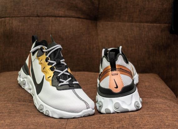 Tenis Nike React Element 55 Talla 8mx