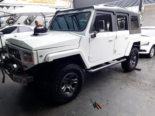 Jeep Engesa 4 Portas Traçado 4x4 Diesel