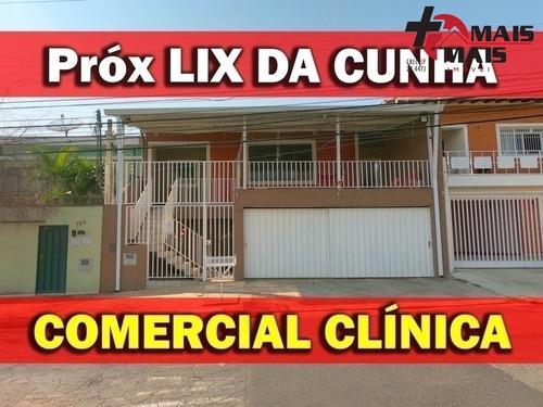 Imagem 1 de 15 de Casa Prédio Comercial Para Clínicas Médicas E Moradia Lix Da Cunha, Jardim - Lix700a