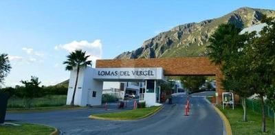 Terreno En Venta En Fracc. Lomas Del Vergel, Carr. Nacional, Monterrey, N.l.