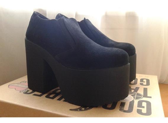 Zapatos Botas Abotinado Mujer 47 Street Emily 39