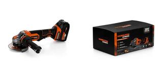 Amoladora Angular Bateria 115mm 20v Hamilton Ultimate Ult115