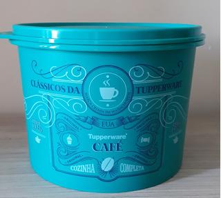 Lançamento Tupper Caixa Café Clássicos Tupperware