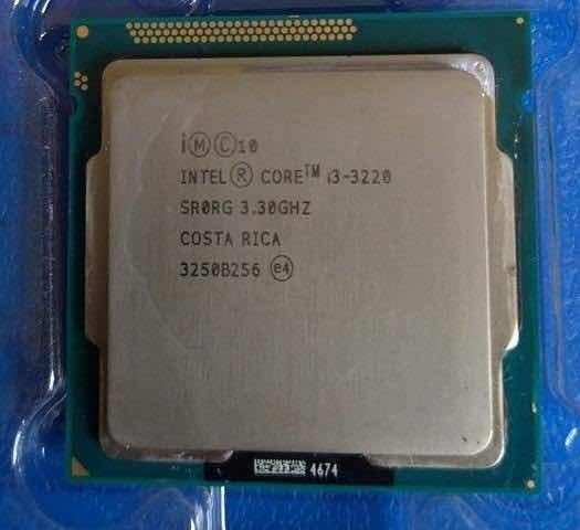 Core I3 3220 3ra Geração