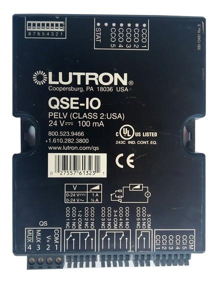 Controle De Interface Lutron 24v - 100ma - Qse-io - C/nf