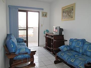 Imagem 1 de 16 de Apartamento Para Venda, 1 Dormitórios, Guilhermina - Praia Grande - 453